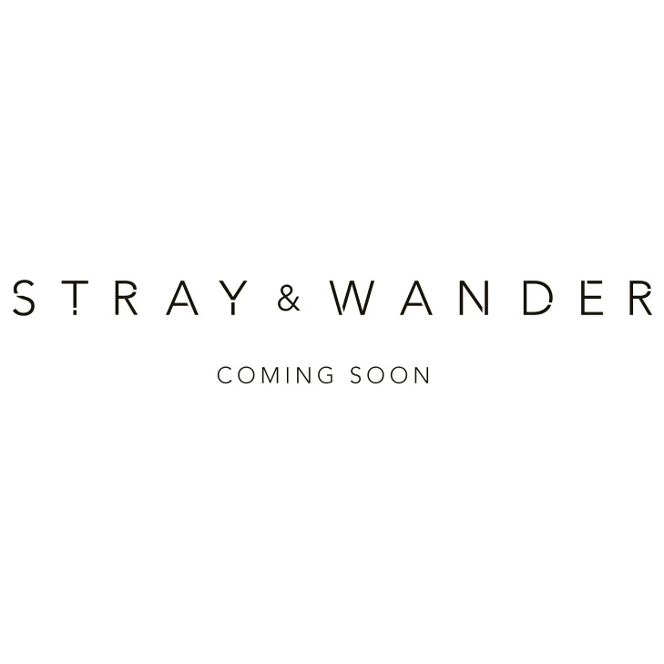 Stray and Wander logo