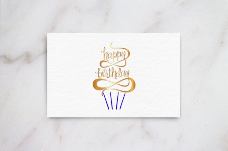 Happy Birthday logo