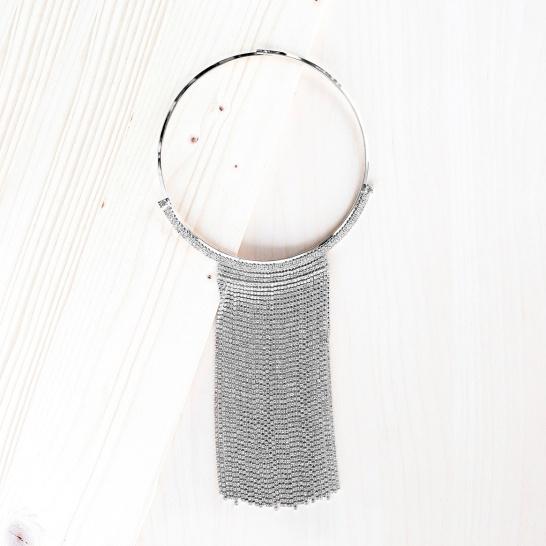 necklace-silver