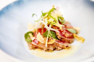 Bymark - tuna sashimi
