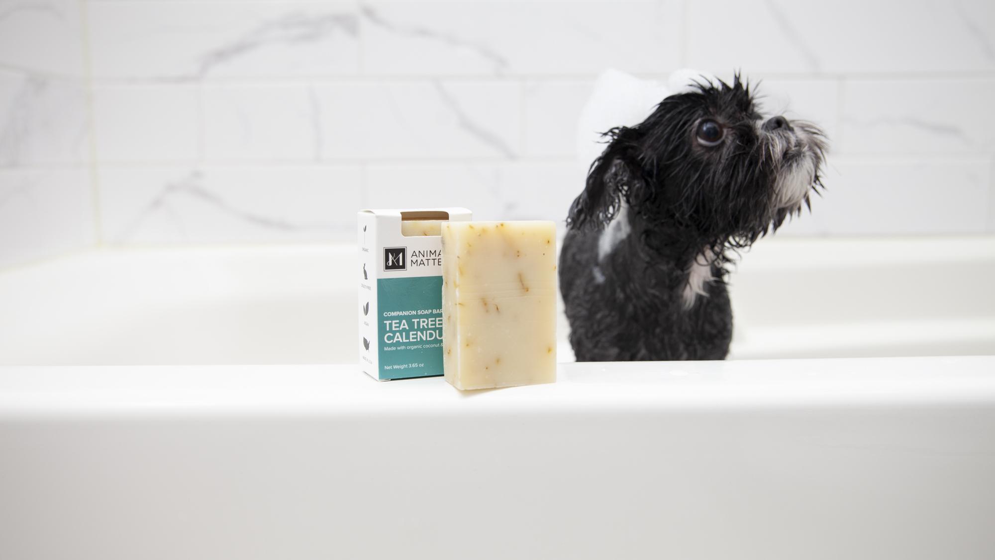 Animals Matter Companion Soap - Tea Tree and Calendula